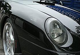 Versieglung Porsche