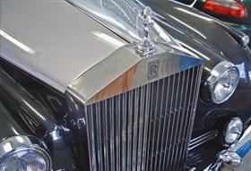 Rolls Royce - Front